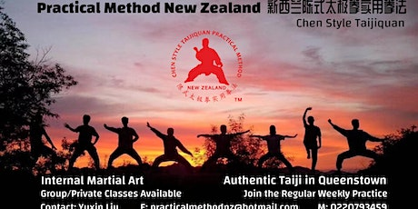 Queenstown Taijiquan(Tai Chi) Classes tickets
