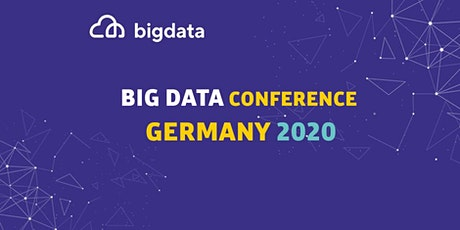 BIG DATA CONFERENCE GERMANY 2020 // Workshop-Ticket Tickets