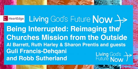 Being Interrupted 2 : with Guli Francis-Dehqani & Robb Sutherland entradas