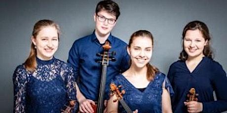 Muziek aan het Plein: Viride Kwartet tickets