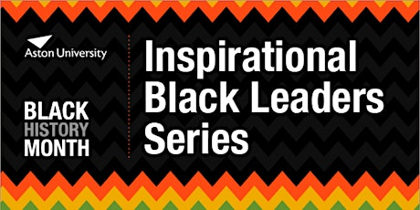 Inspirational Black Leaders featuring  Dr Jenny Douglas tickets