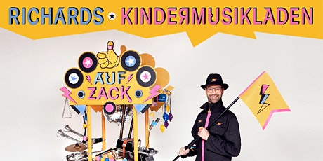Richards Kindermusikladen im Milchsalon Tickets