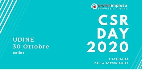 CSR DAY 2020 biglietti