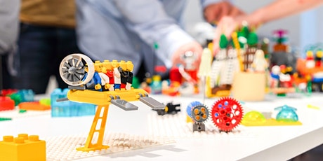 Lego® Serious Play® BASIC Training - Oktober 2021 (Deutsch) tickets