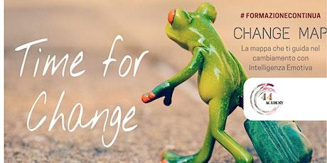 Change Map: la mappa che ti guida nel cambiamento con Intelligenza emotiva biglietti