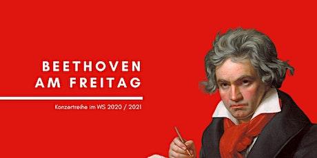 Beethoven am Freitag / Abendkonzert (30.10.) Tickets
