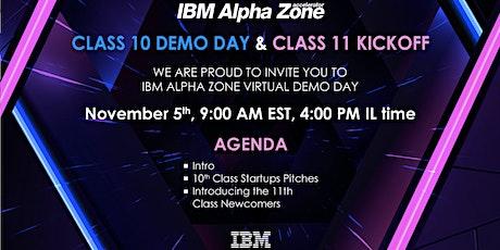 IBM Alpha Zone Demo Day tickets