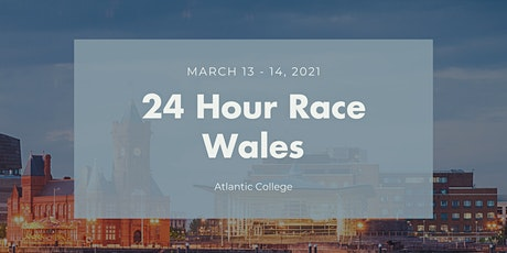 24 Hour Race Wales 2021 tickets