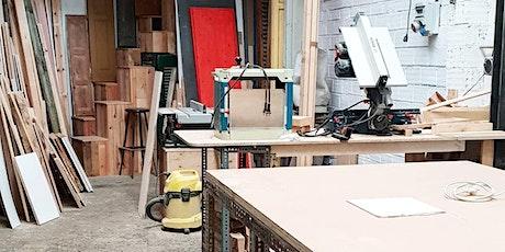 Introducción a la carpintería con reuso entradas
