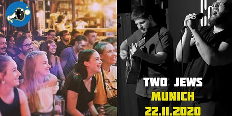 English Stand Up - Propaganda Comedy #2.03 - TWO JEWS  *Munich tickets