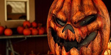 Spooky Pumpkin Carving tickets