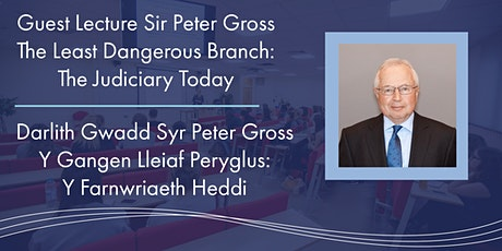 Sir Peter Gross - Guest Lecture tickets