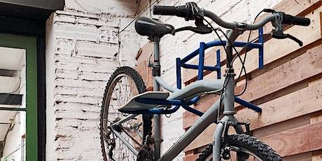 Convierte una silla en soporte para tu bici entradas
