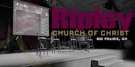 RCC Worship 10:30am Oct 25, 2020 tickets