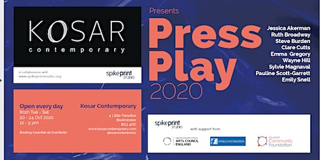 Press Play 2020 tickets