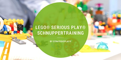 Lego® Serious Play® Online Schnuppertraining - August 2021 Tickets