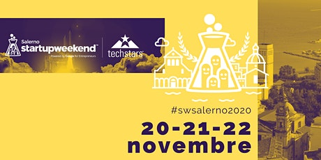 Techstars Startup Weekend Salerno 11/2020 tickets