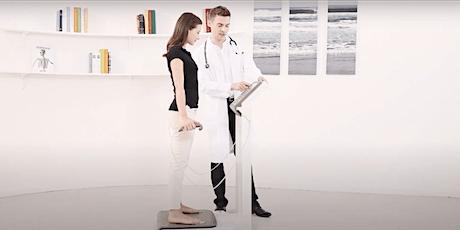 Composition corporelle & patients avec spécificités sociale et cognitive billets