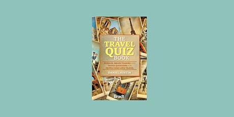 The Great Stanfords/Bradt Guides Travel Quiz with Daniel Austin tickets