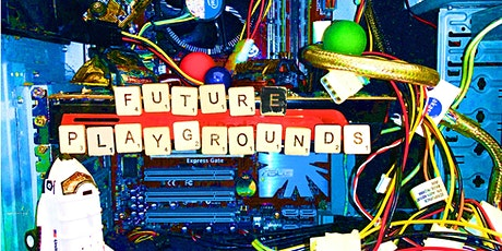 Future Playgrounds: an introduction to writing science fiction poetry tickets