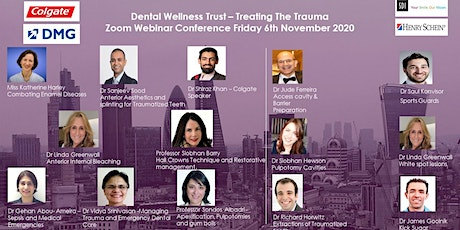 5th Annual Saving Kids Teeth Webinar  Conference - Treating the Trauma tickets