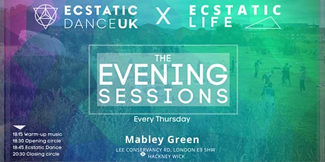 Ecstatic Dance UK X Ecstatic Life - The Evening Sessions tickets