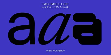 How to Choose a Typeface tickets