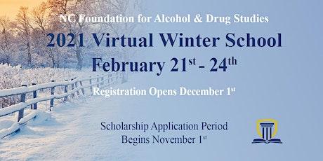 NCFADS Virtual Winter School 2021 Sponsor Registration tickets