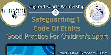 Safeguarding 1 - Basic Awareness Workshop