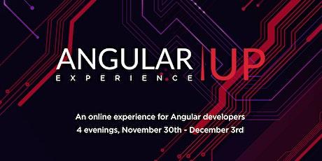 AngularUP Experience
