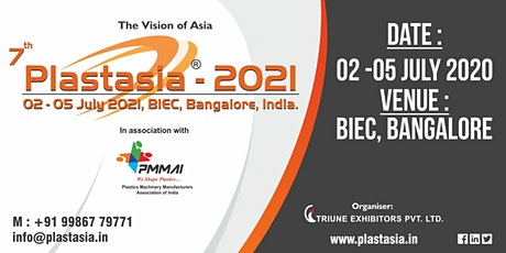 PLASTASIA-2021 EXHIBITION tickets
