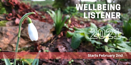 Winter Wellbeing Listener 2021 tickets