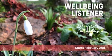 Winter Wellbeing Listener 2021 tickets