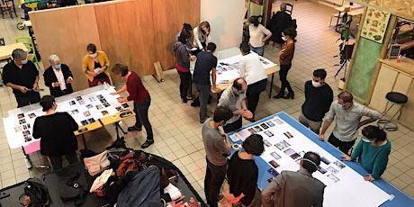 Atelier  La Fresque du Climat à Angers au tiers lieu le 122 billets