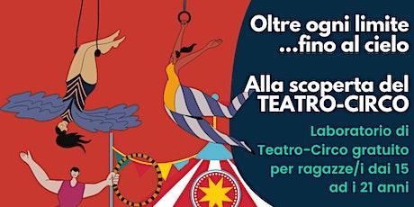Corso di Teatro Circo biglietti