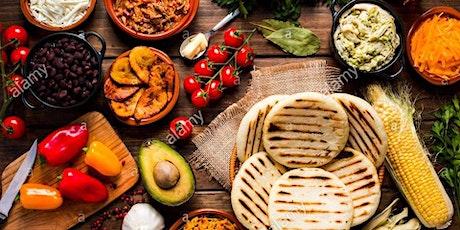 UQ LASA Latin American Cooking Class tickets