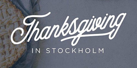 Thanksgiving in Stockholm - 2020 tickets