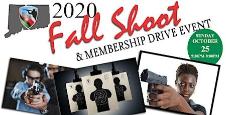NAAGACT 2020 Fall Shoot and Membership Drive Outing tickets