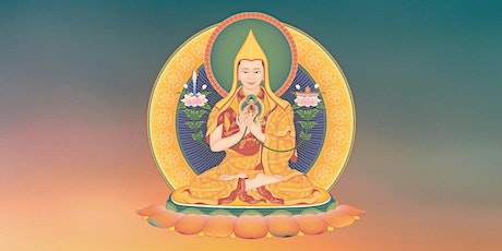 December-LIVE STREAM Weekend  Event: Empowerment of Buddha Je Tsongkhapa tickets