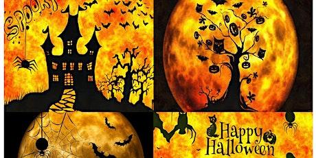 Halloween Challenge tickets