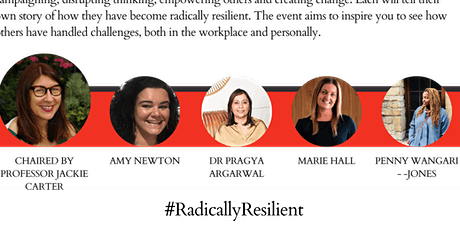 Radically Resilient tickets