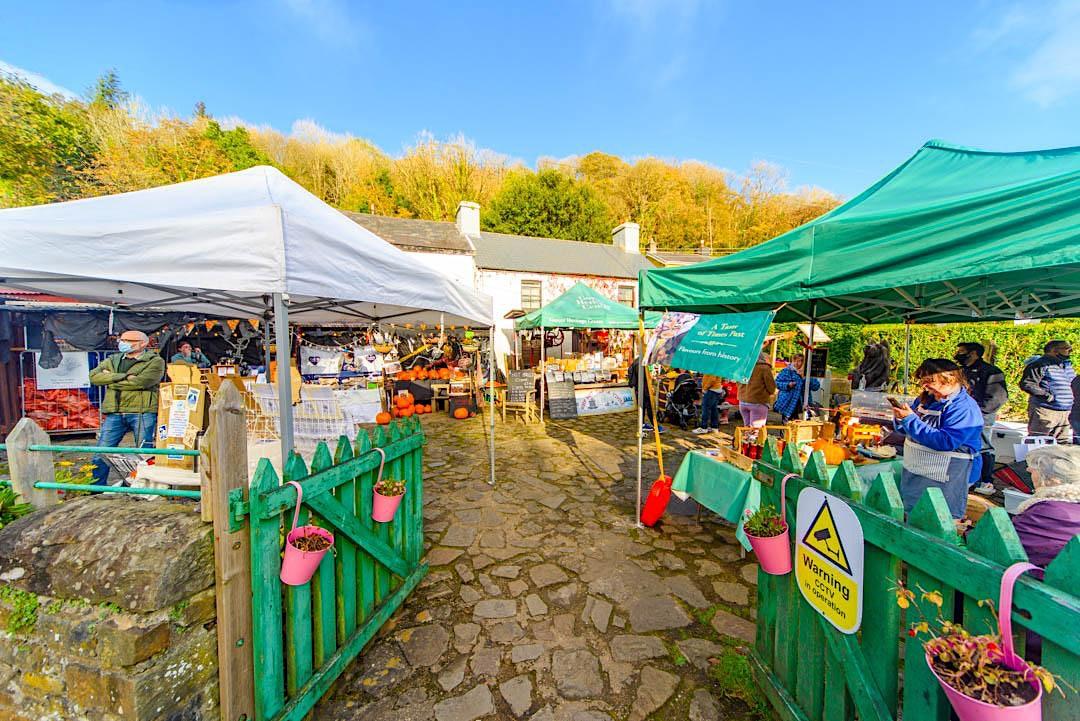 October Market at The Mill
