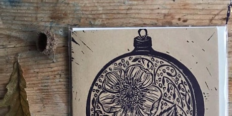 Introduction to Linocutting: Make Your Own Christmas Cards with Lou Tonkin tickets