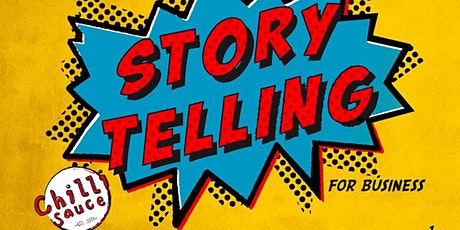 Story Telling for Business Masterclass - Expresso Edition tickets
