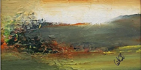 ONLINE - Open Abstract Critique Class with Art Cornell tickets