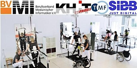 Health-IT-Talk: Robotik im Gesundheitswesen Tickets