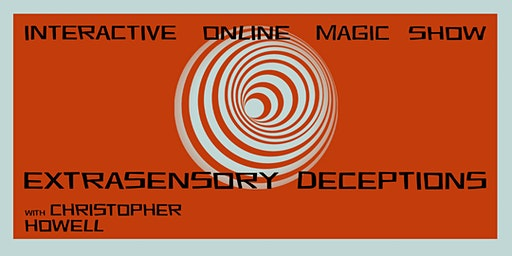 Extrasensory Deceptions With Christopher Howell