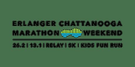 The Erlanger Chattanooga Marathon Weekend VIP Experience tickets
