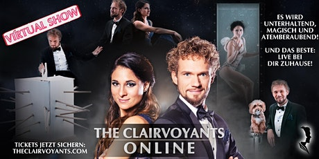 The Clairvoyants ONLINE - GERMAN VERSION / DEUTSCHE VERSION Tickets