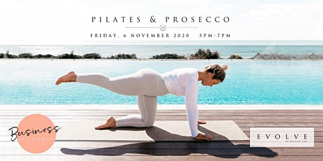 Pilates & Prosecco tickets